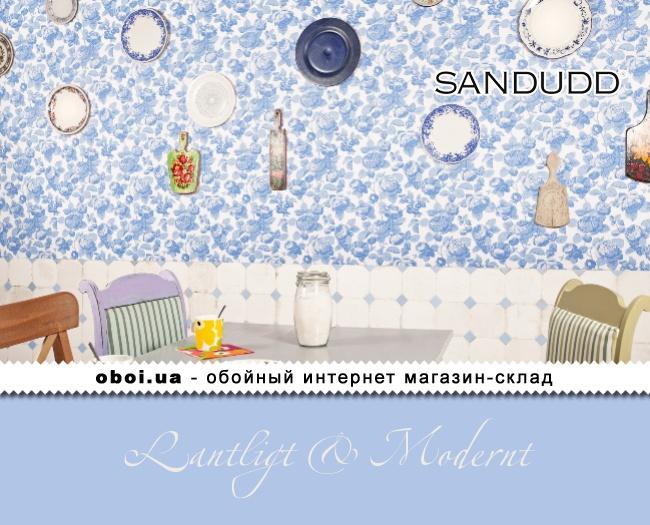 Обои Sandudd Lantligt & Modernt