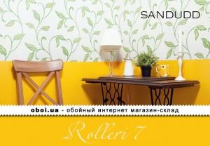 Шпалери Sandudd Rolleri 7
