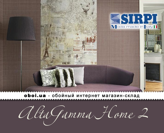 Обои Sirpi AltaGamma Home 2