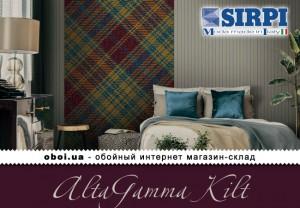 Интерьеры Sirpi AltaGamma Kilt