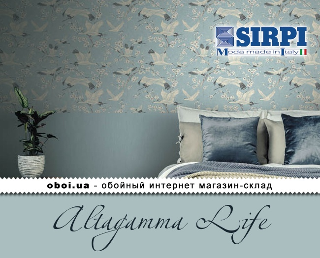 Обои Sirpi Altagamma Life