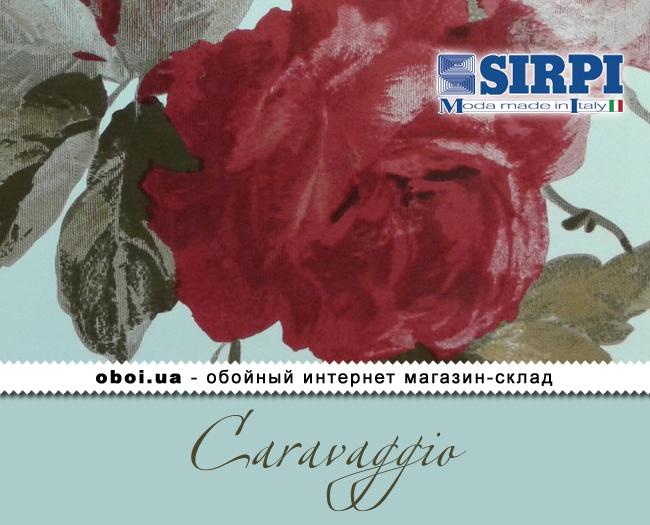 Вінілові шпалери на флізеліновій основі Sirpi Caravaggio