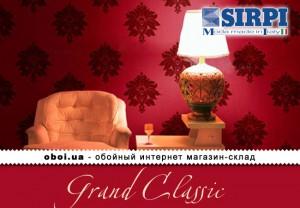 Шпалери Sirpi Grand Classic