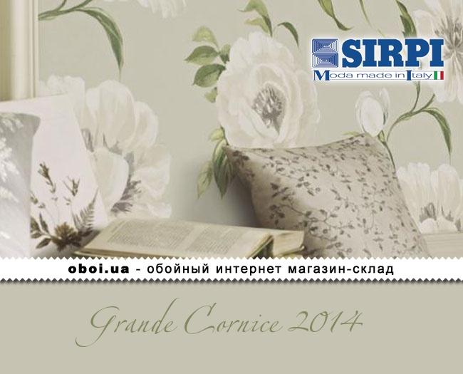 Виниловые обои на бумажной основе Sirpi Grande Cornice 2014