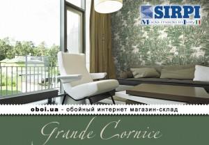 Обои Sirpi Grande Cornice