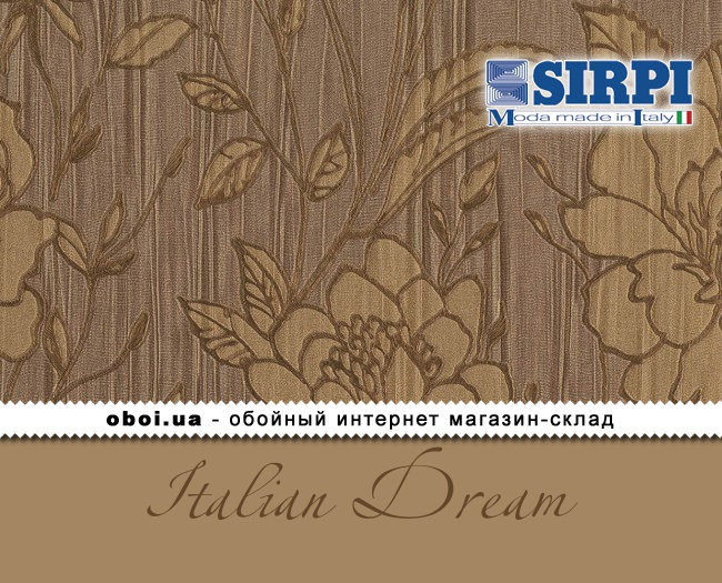 Обои Sirpi Italian Dream