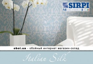 Шпалери Sirpi Italian Silk
