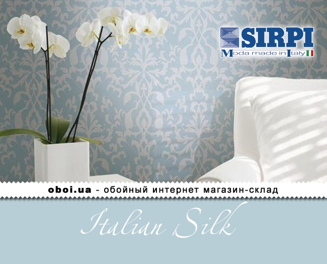 Обои Sirpi Italian Silk