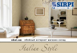 Шпалери Sirpi Italian Style