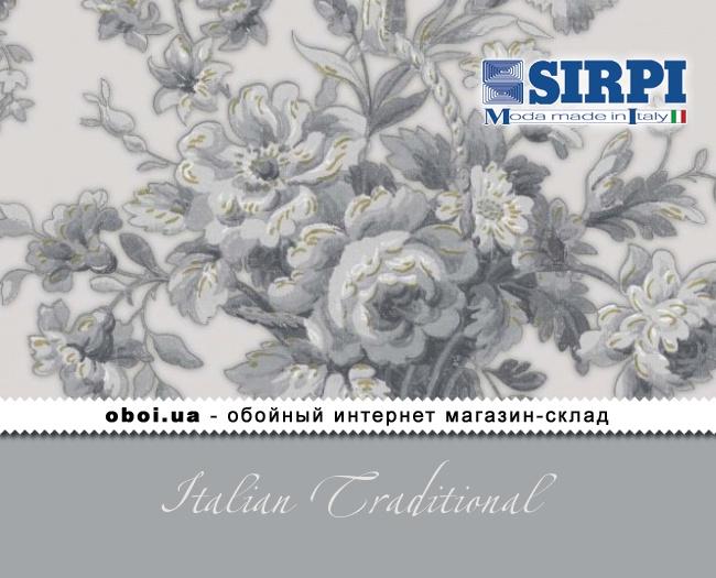 Вінілові шпалери на флізеліновій основі Sirpi Italian Traditional