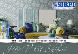Интерьеры Sirpi J&V 151 Shibori