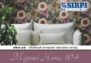 Обои Sirpi Missoni Home 104