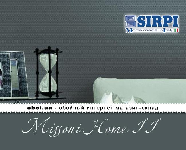 Виниловые обои на флизелиновой основе Sirpi Missoni Home II