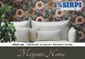 Обои Sirpi Missoni Home