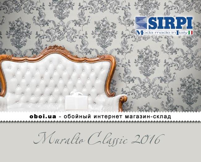 Обои Sirpi Muralto Classic 2016