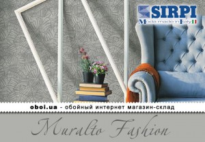 Обои Sirpi Muralto Fashion