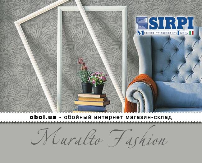 Виниловые обои на флизелиновой основе Sirpi Muralto Fashion
