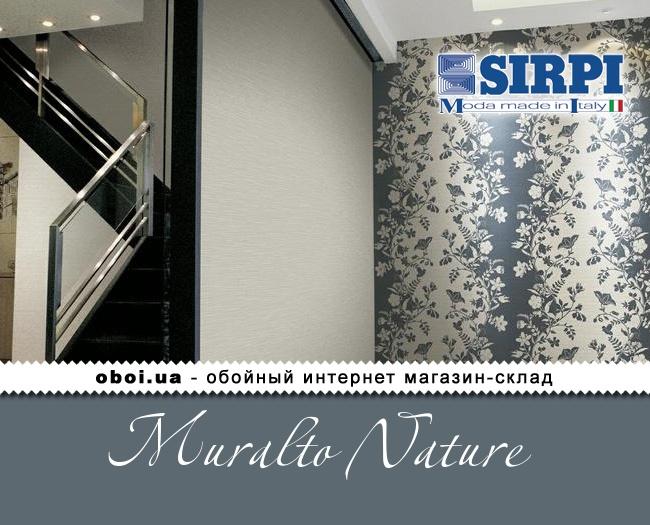 Виниловые обои на флизелиновой основе Sirpi Muralto Nature