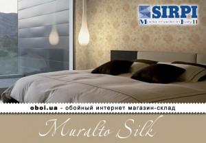 Шпалери Sirpi Muralto Silk