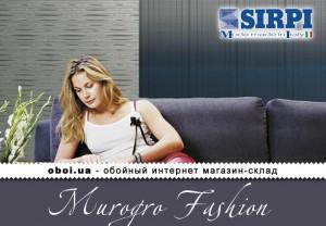 Обои Sirpi Murogro Fashion