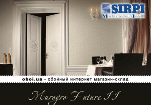 Шпалери Sirpi Murogro Future II