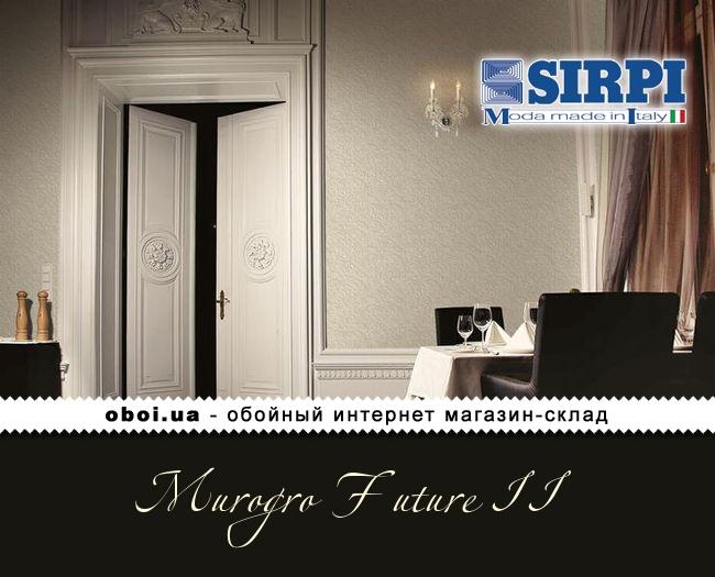 Вінілові шпалери на флізеліновій основі Sirpi Murogro Future II