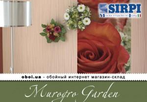 Шпалери Sirpi Murogro Garden