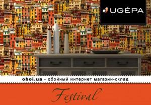 Обои Ugepa Festival