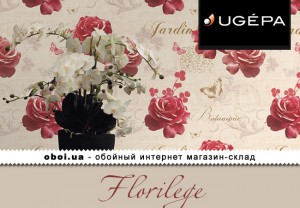 Обои Ugepa Florilege