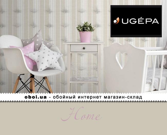 Вінілові шпалери на флізеліновій основі Ugepa Home