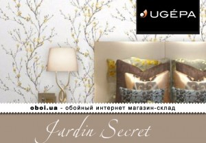 Шпалери Ugepa Jardin Secret
