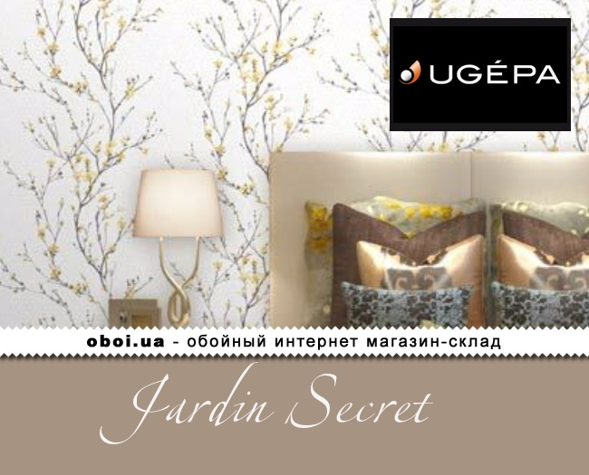 Обои Ugepa Jardin Secret