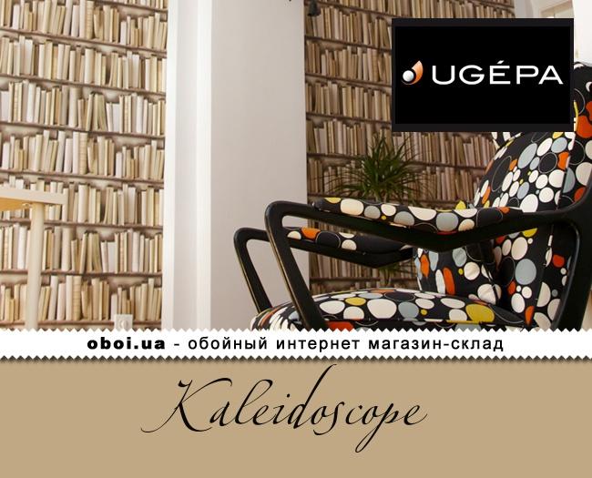 Вінілові шпалери на флізеліновій основі Ugepa Kaleidoscope