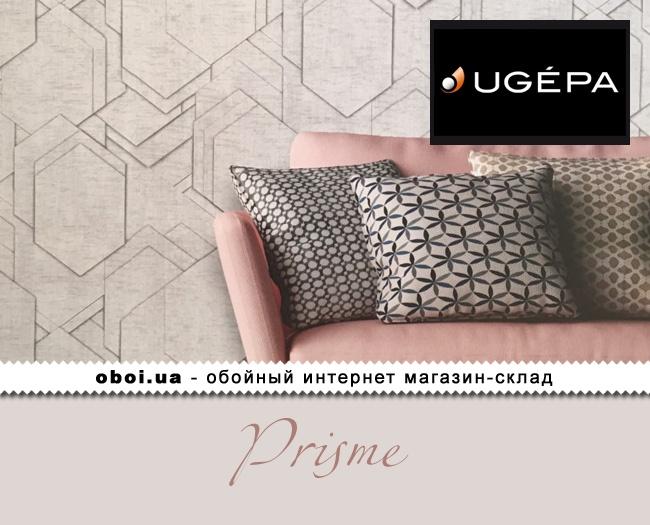 Вінілові шпалери на флізеліновій основі Ugepa Prisme
