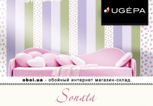 Обои Ugepa Sonata