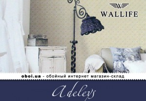 Шпалери Wallife Adeleys