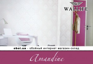 Шпалери Wallife Amandine