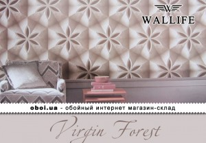 Інтер'єри Wallife Virgin Forest