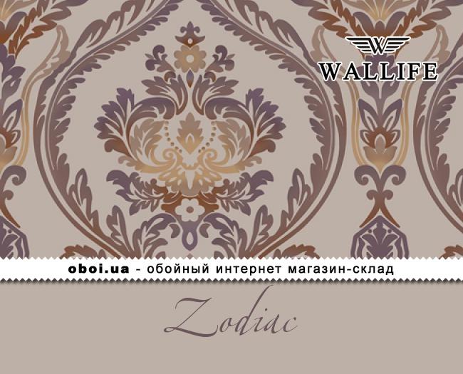 Вінілові шпалери на паперовій основі Wallife Zodiac