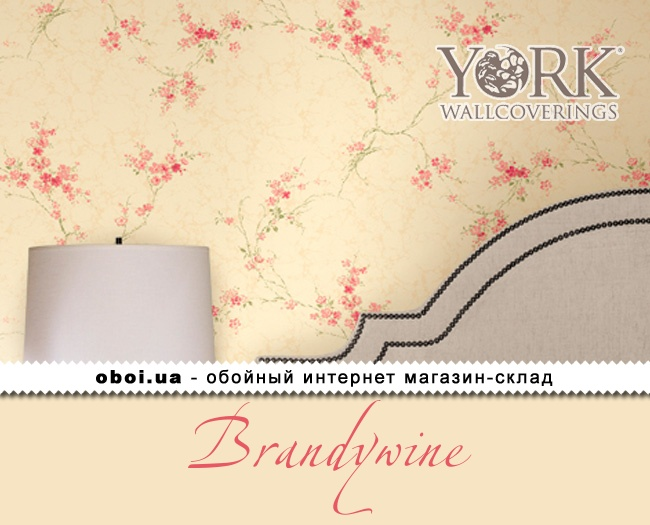 Обои York Brandywine
