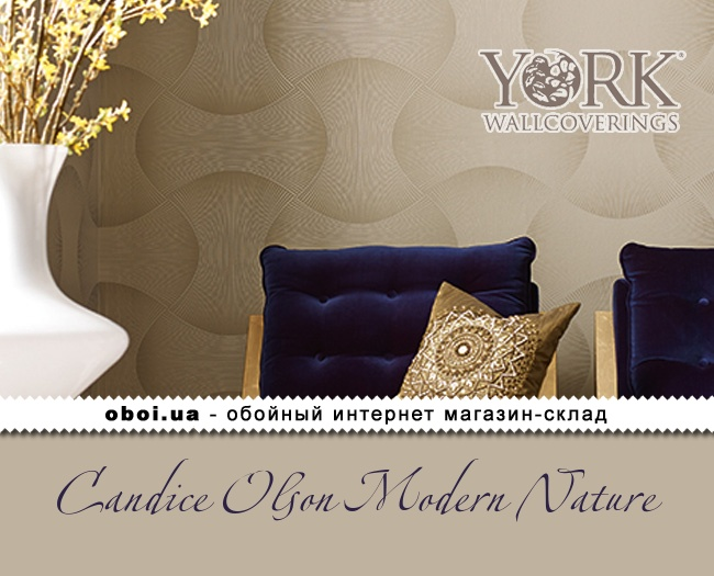 Обои York Candice Olson Modern Nature