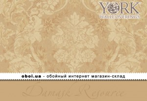 Інтер'єри York Damask Resource