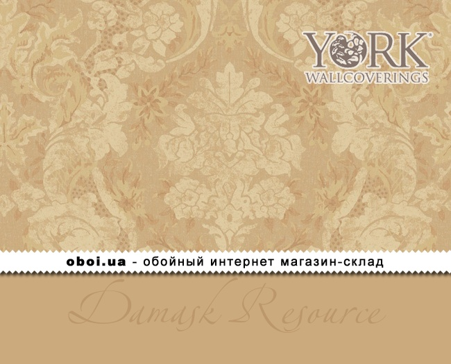 Обои York Damask Resource