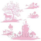 Обои York DwellStudio Baby Kids RMK3367GM