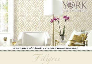 Інтер'єри York Filigree