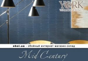 Обои York Mid Century