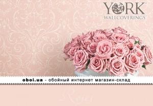 Шпалери York Roses