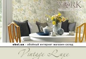 Обои York Vintage Luxe