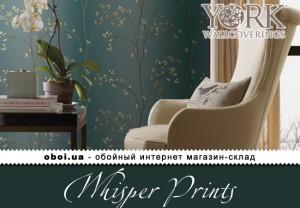 Обои York Whisper Prints