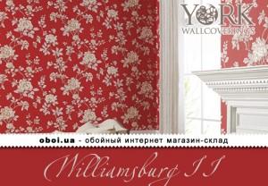 Обои York Williamsburg II